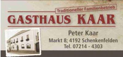 Gasthaus Kaar